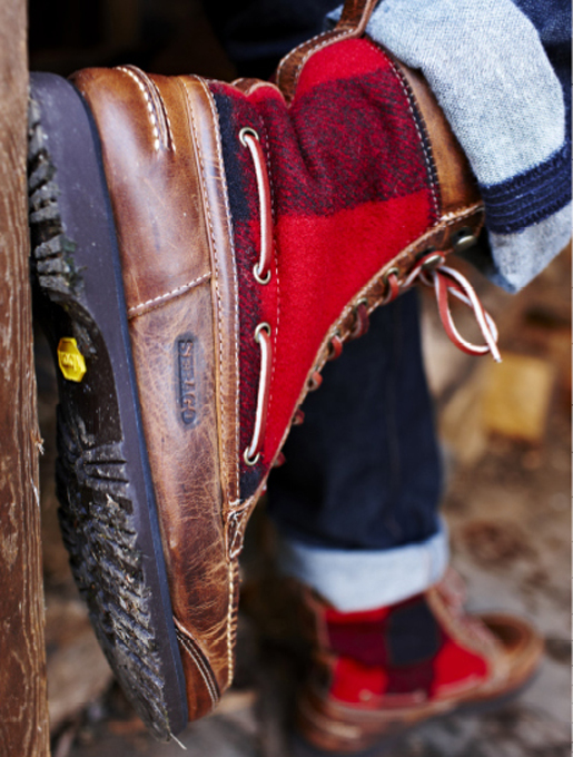 bfd5c81e7fb Sebago x Filson x Woolrich x elements - Blog - Elements / a visual ...